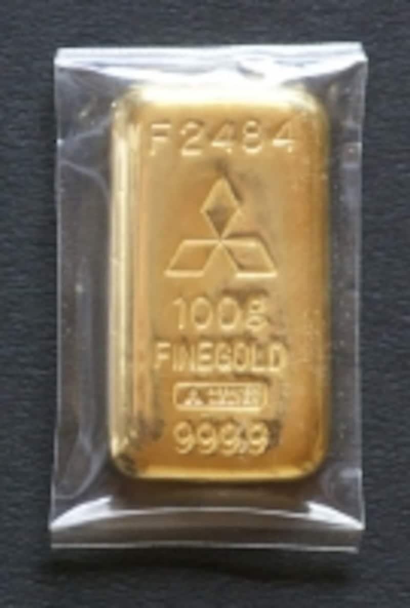 純金のバーも藤井さんのコレクションのひとつ