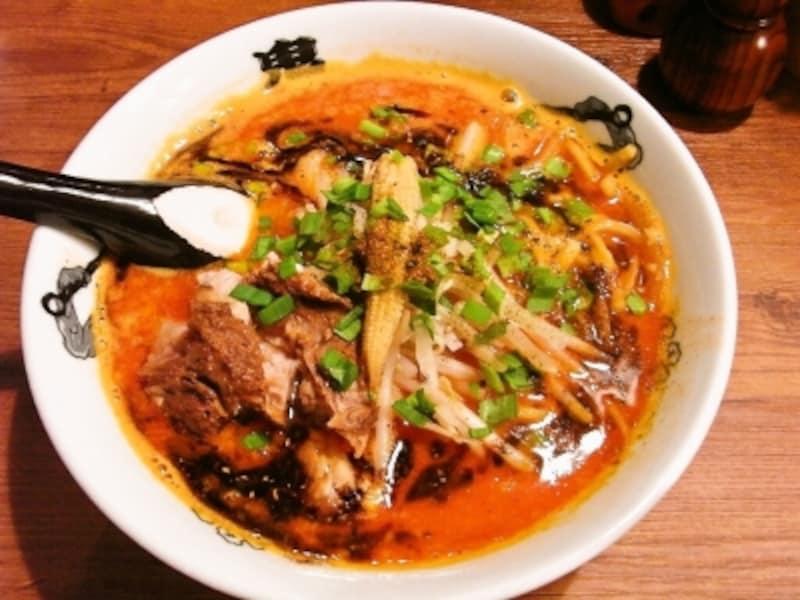 カラシビ味噌らー麺undefined