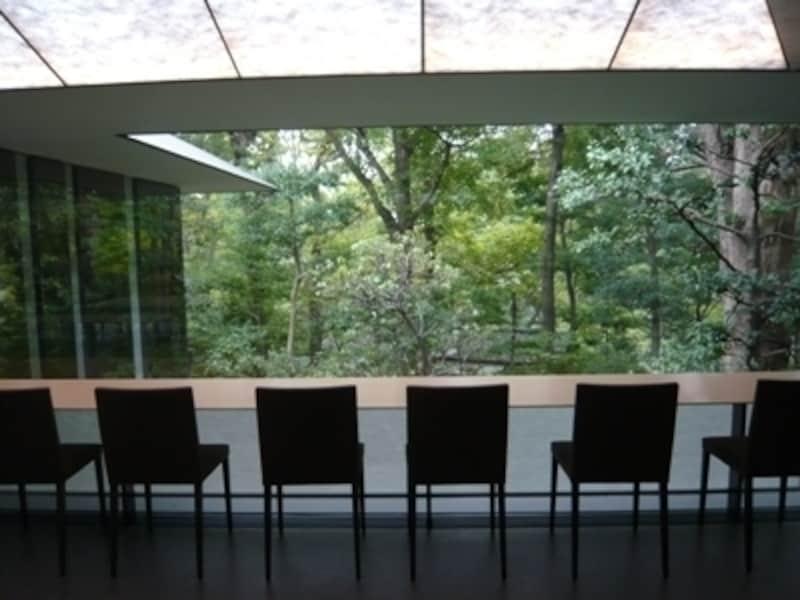 undefined隈健吾さんデザインのカフェ『NEZUCAFE』