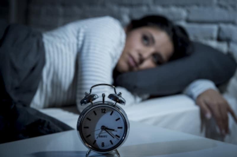 悪夢で眠れない