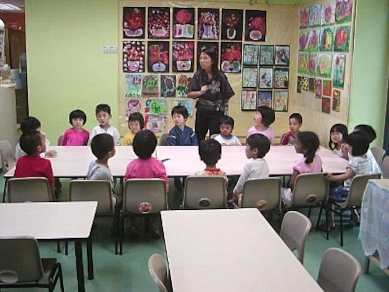 シンガポールの幼稚園では多言語教育が行われています