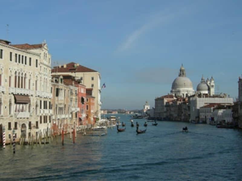 ベネチア観光モデルコース
