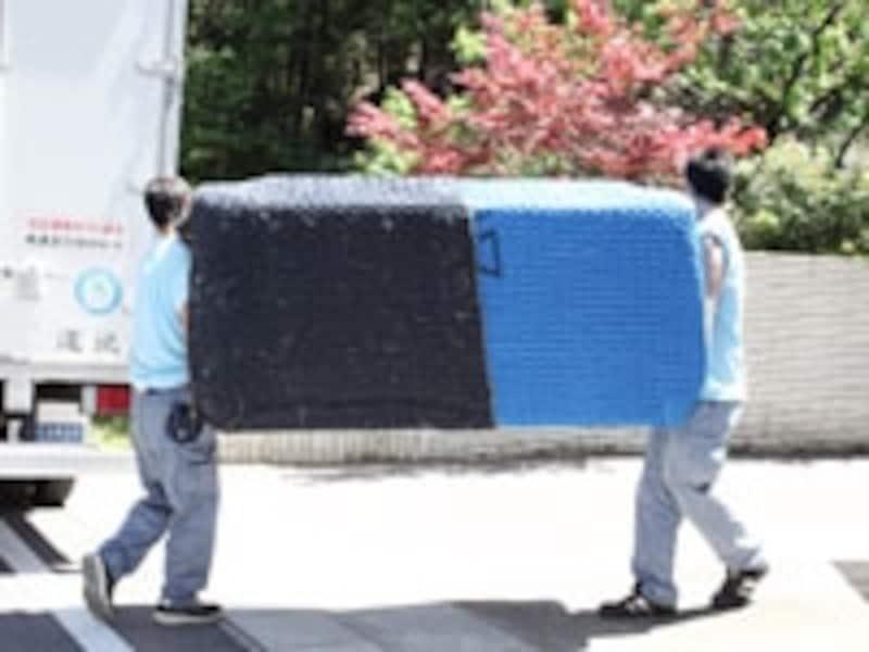 大きな荷物の運搬は不安……、という方にぴったり!