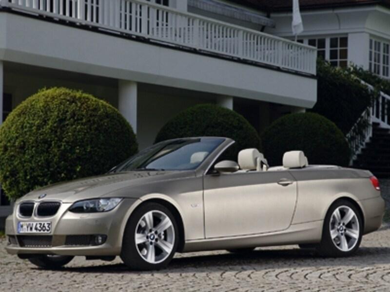 BMW3シリーズカブリオレundefinedフロント
