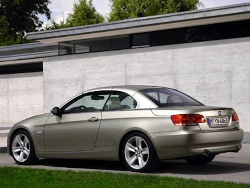 BMW3シリーズカブリオレundefinedリア