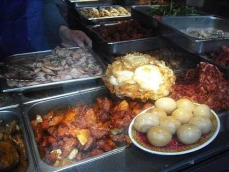旅の途中で恋しくなる中国のお惣菜を探してみては?