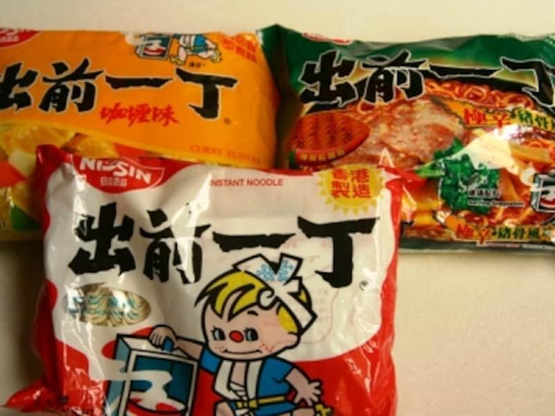 オリジナルの袋には「香港製造」の文字入り
