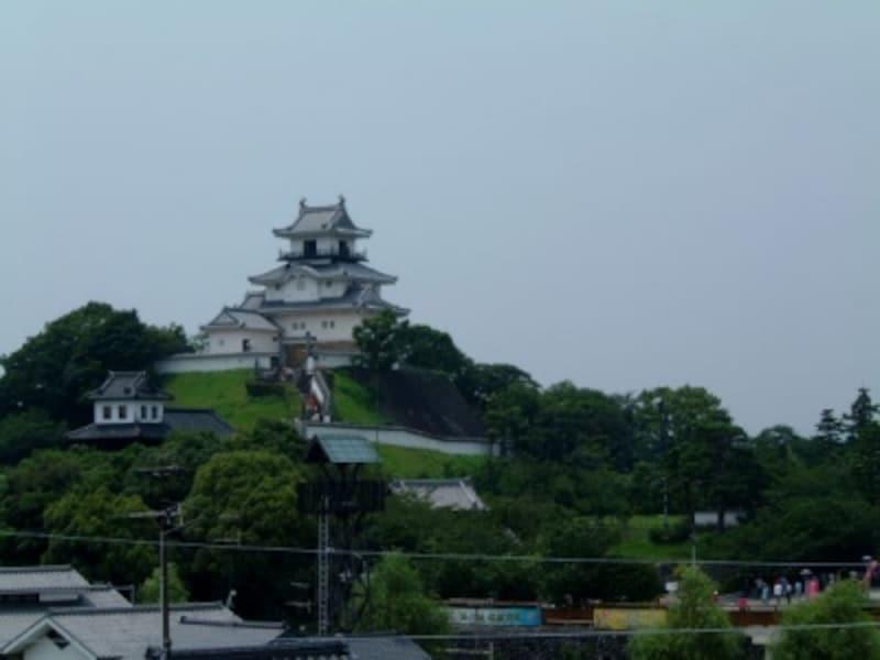 掛川城天守閣(1)