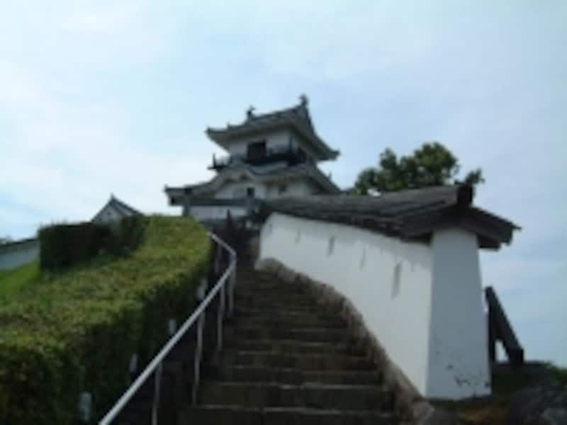 掛川城天守閣(2)