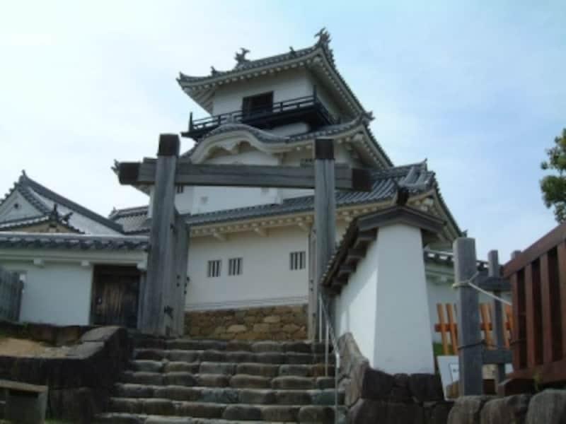 掛川城天守閣(3)