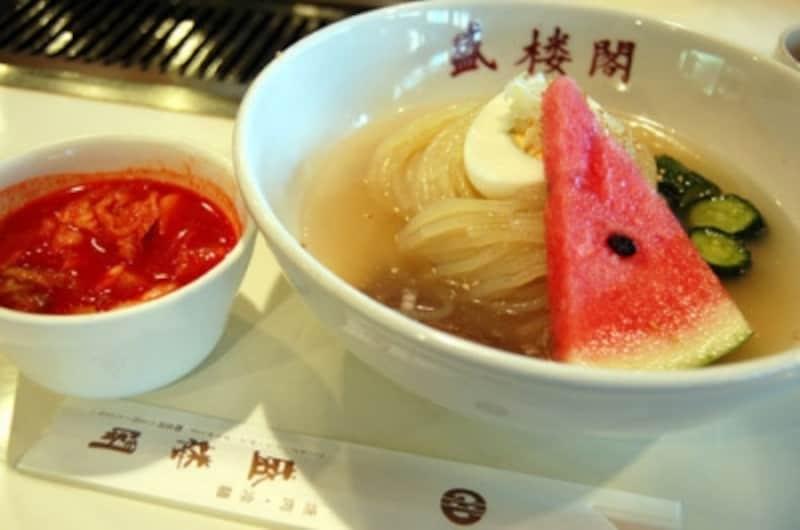 盛岡冷麺(900円)