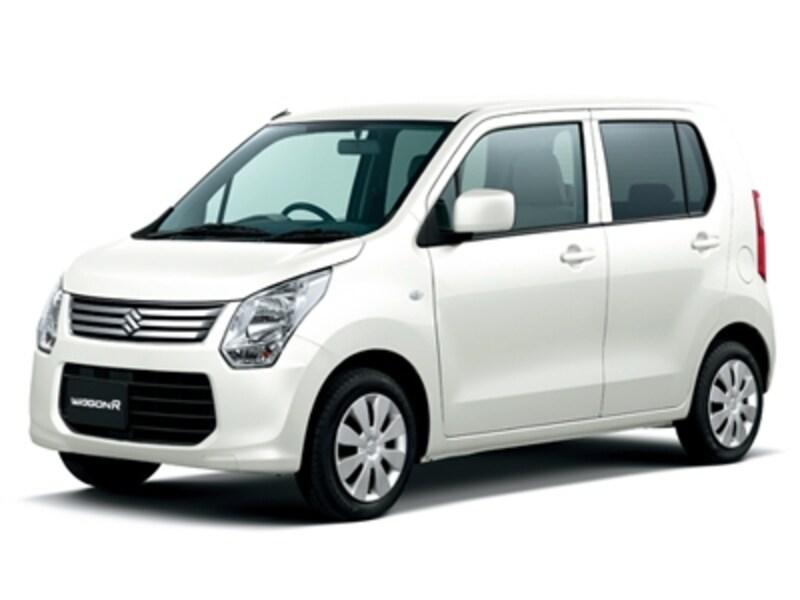 「軽ワゴン低燃費No.1新世代エコカー」を開発コンセプトとしたという新型ワゴンR