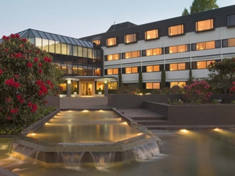 クライストチャーチに来たら一度は泊まってみたいジョージホテル