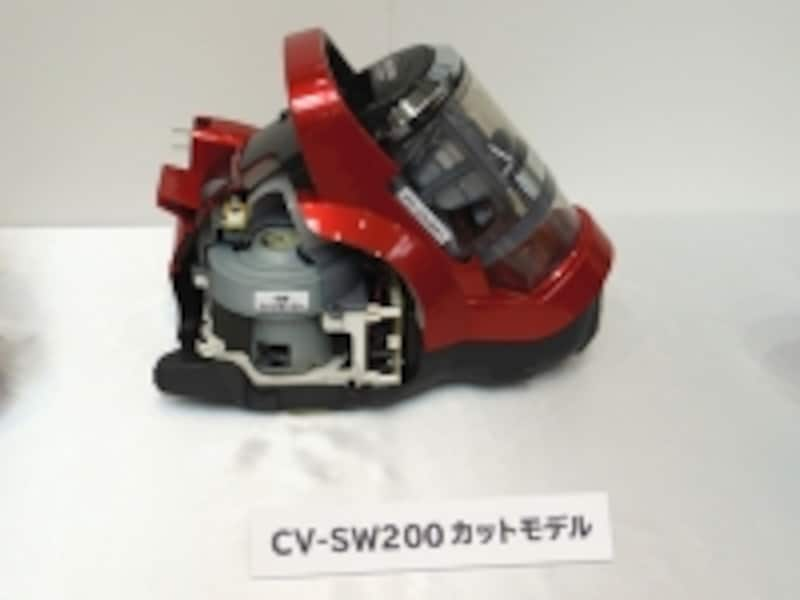 日立・2段ブーストサイクロン【CV-SW200】