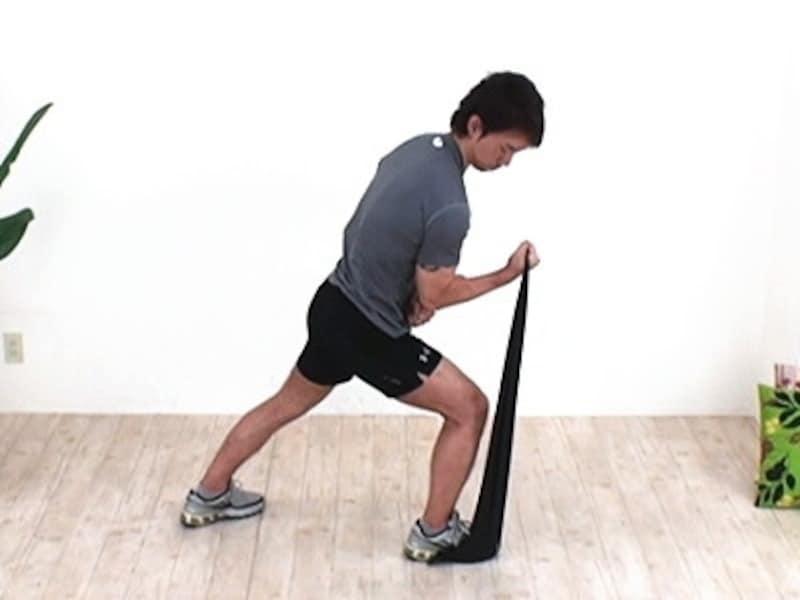 フィットネス,ダイエット,チューブトレーニング,腕,肩