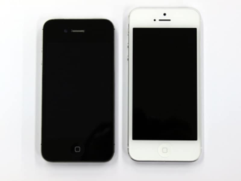 ディスプレイは大きくなったが、薄くなるなどしているため、携帯性は損なわれていない