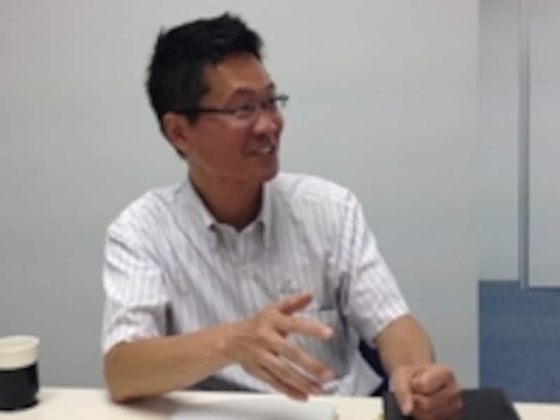 鈴木健二営業部長