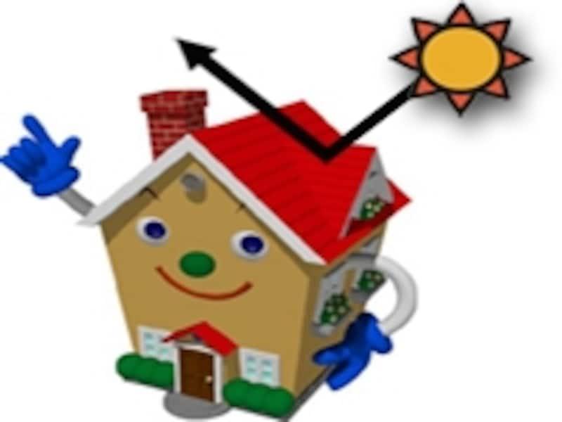 屋根に遮熱&断熱リフォームをしておけば、家の中がぐっと快適になる。