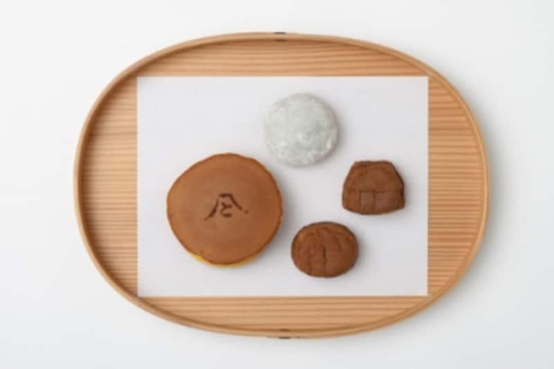富士山便のお菓子