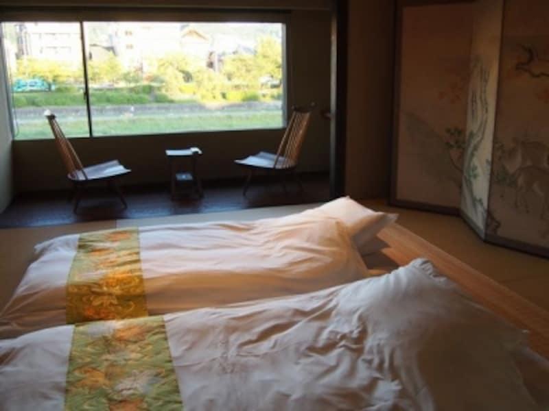 メイン寝室