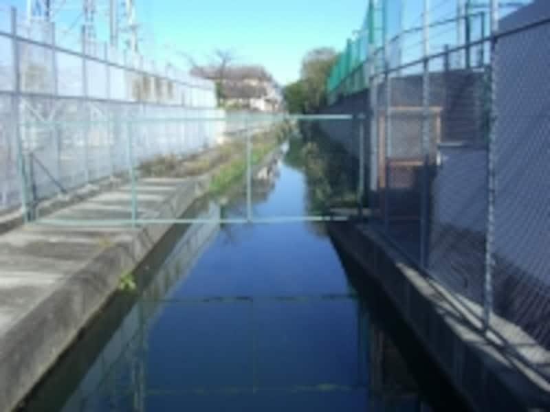 呑竜トンネル、水害対策