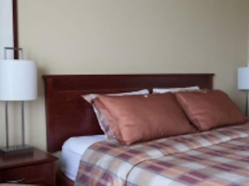 キングサイズ1台またはクイーンサイズ2台の部屋が主流(C)TheExplorerHotel