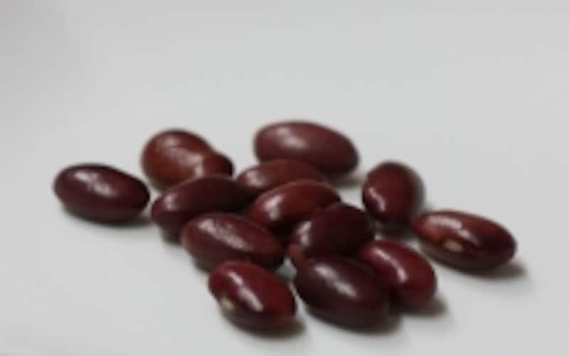 いんげん豆,金時豆