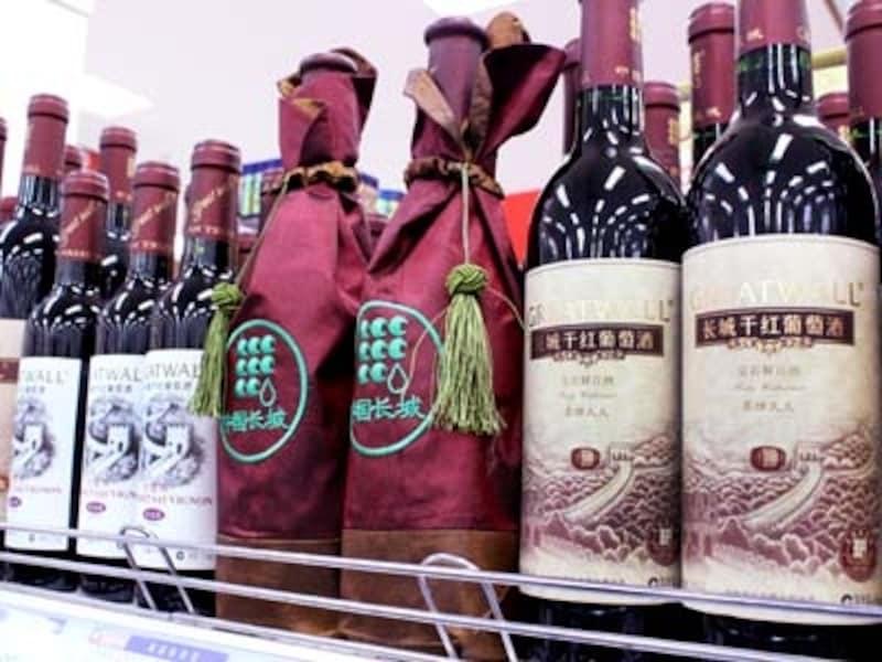 長城ワイン