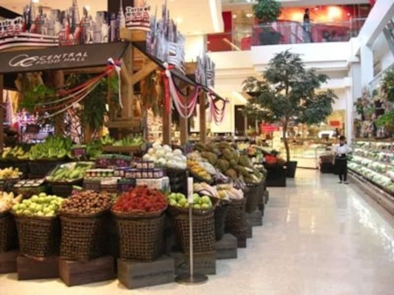 バンコクのホテル,スーパー