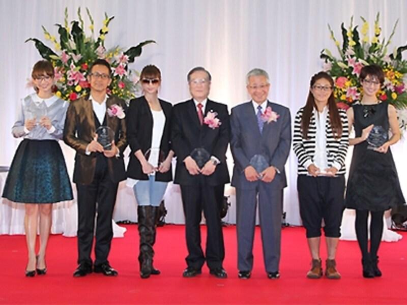 第25回日本メガネベストドレッサー賞