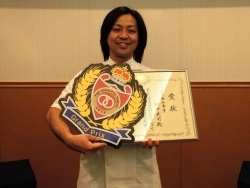 松田武司さん