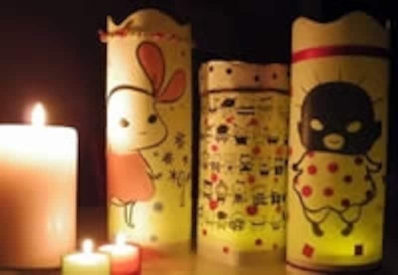 LittlePink&Brokiga「世界に一つだけのクリスマスランプをつくろう」