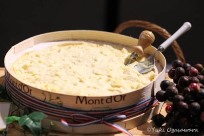 モンドール・クープundefined大きなモンドール