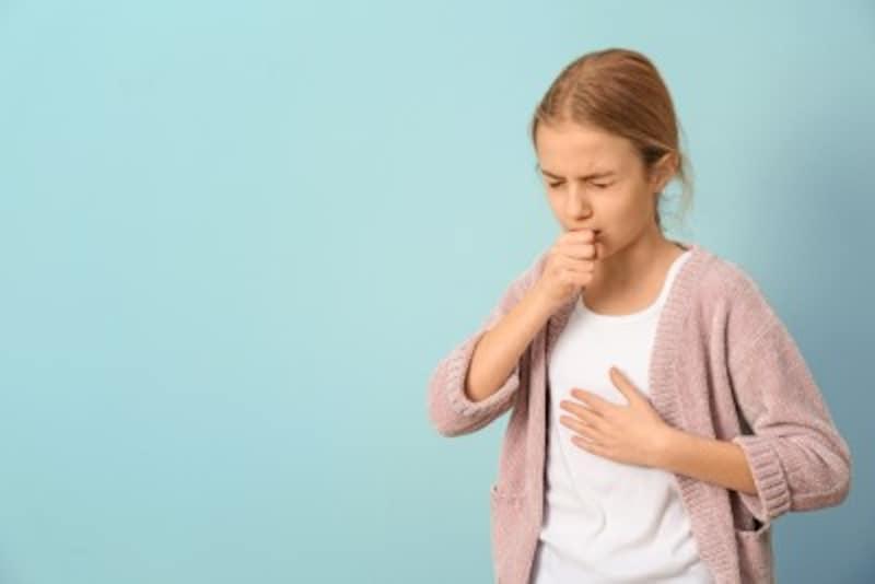 子どもの逆流性食道炎イメージ