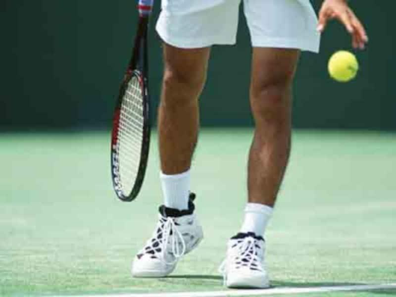 テニス初心者週末プレーヤー