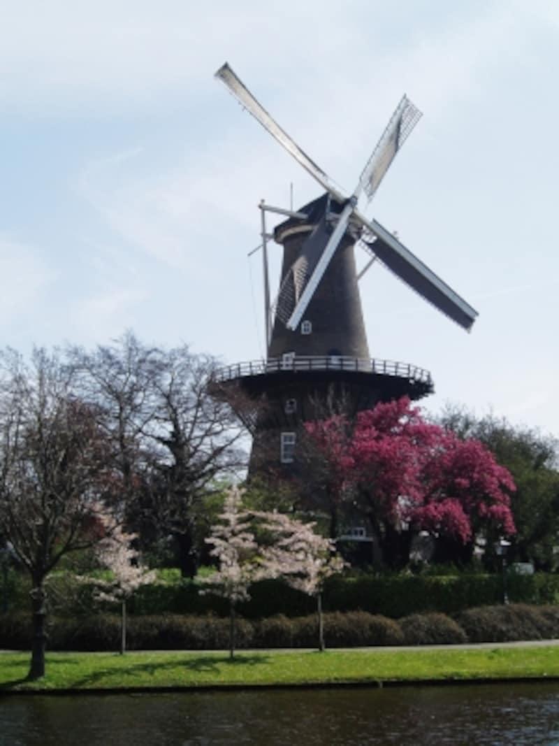 デ・ファルク風車博物館