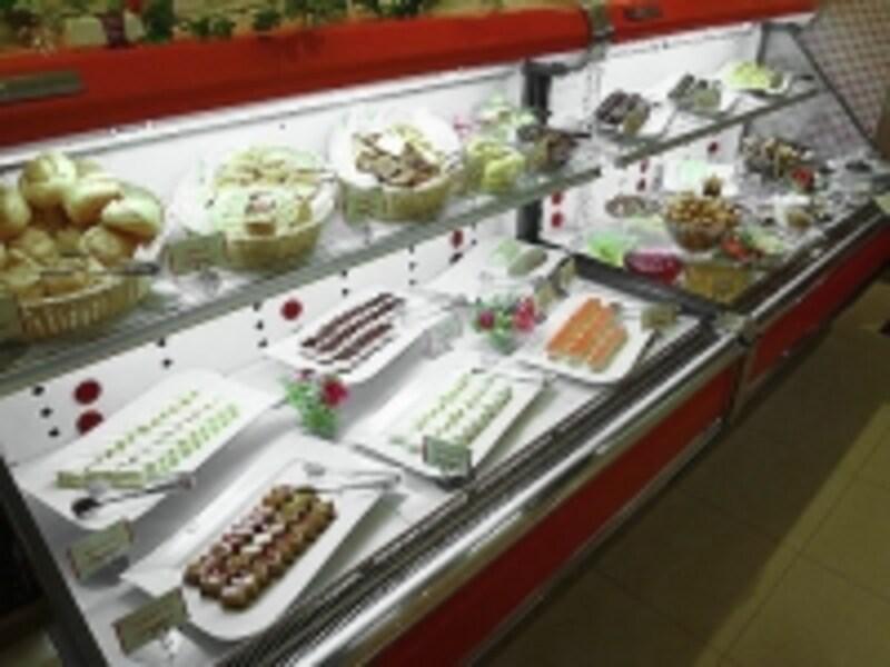 スイーツラボ料理台