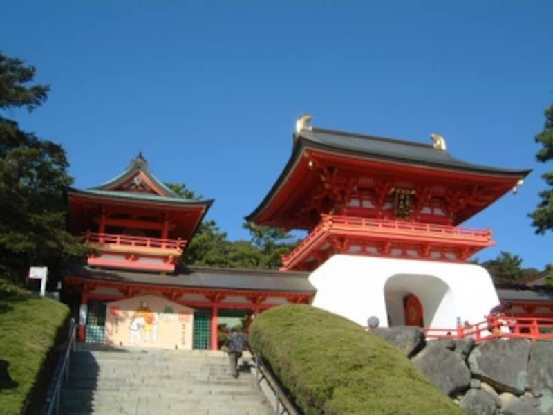 赤間神宮(1)