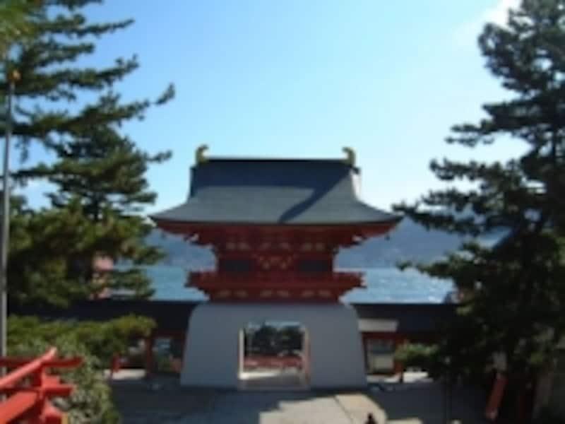 赤間神宮(2)