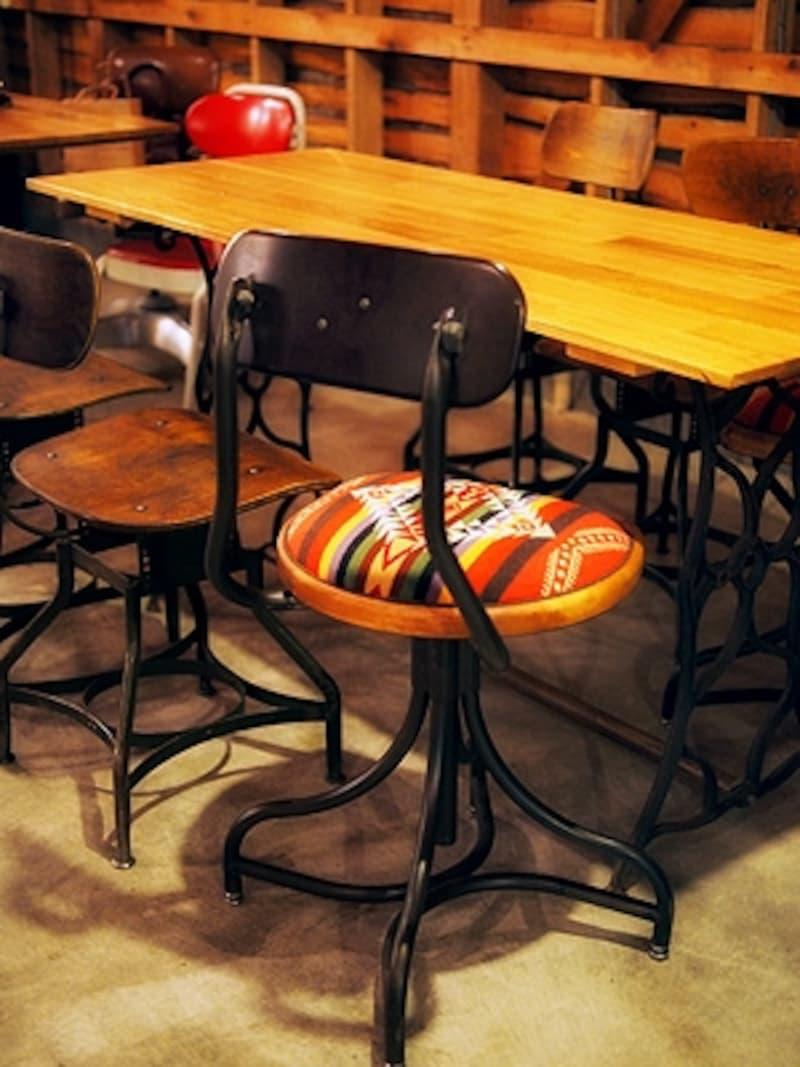 ポートランドの椅子