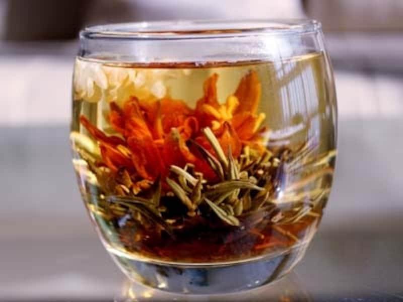中国茶・工芸茶
