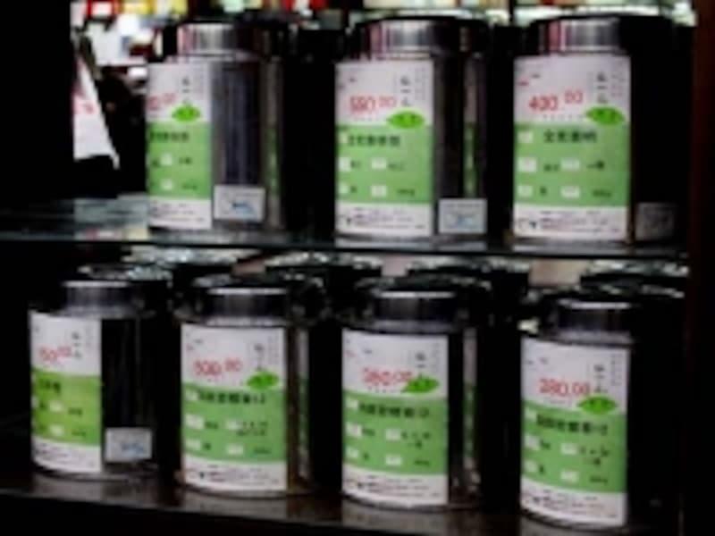 中国茶・張一元