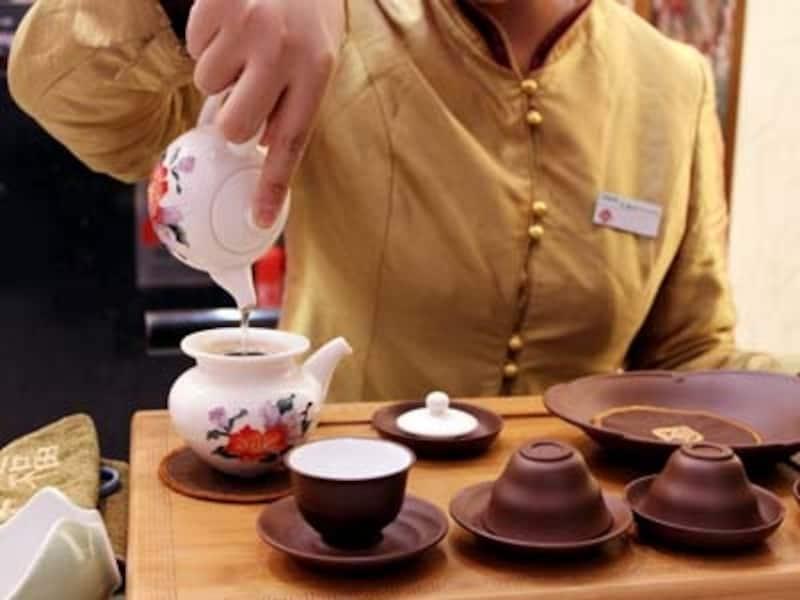中国茶・工夫茶