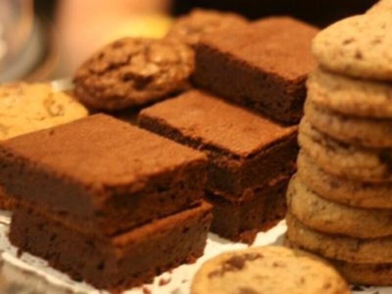 クッキーに並び、ブラウニーはアメリカ人が大好きなおやつ
