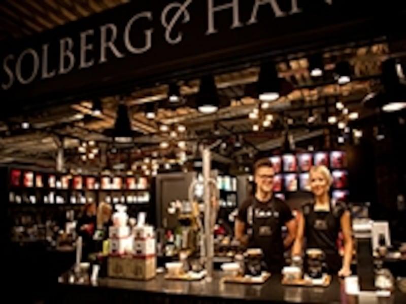 ソルベルグ&ハンセン/Solberg&Hansen