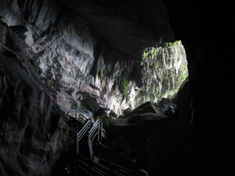 ウィンド洞窟、ムル国立公園
