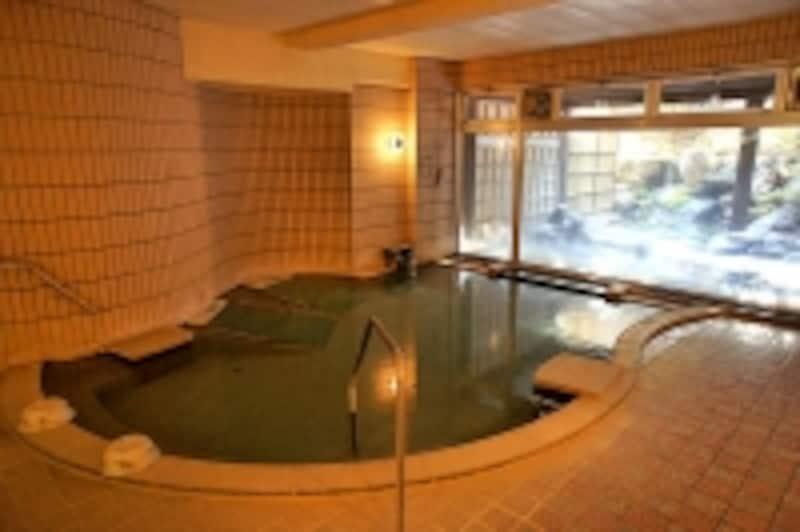 塩壺温泉ホテル大浴場