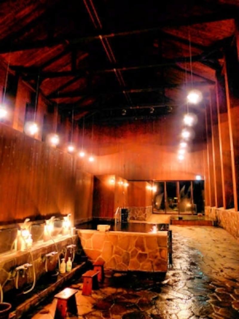 旭岳温泉湯元湧駒荘の神々の湯