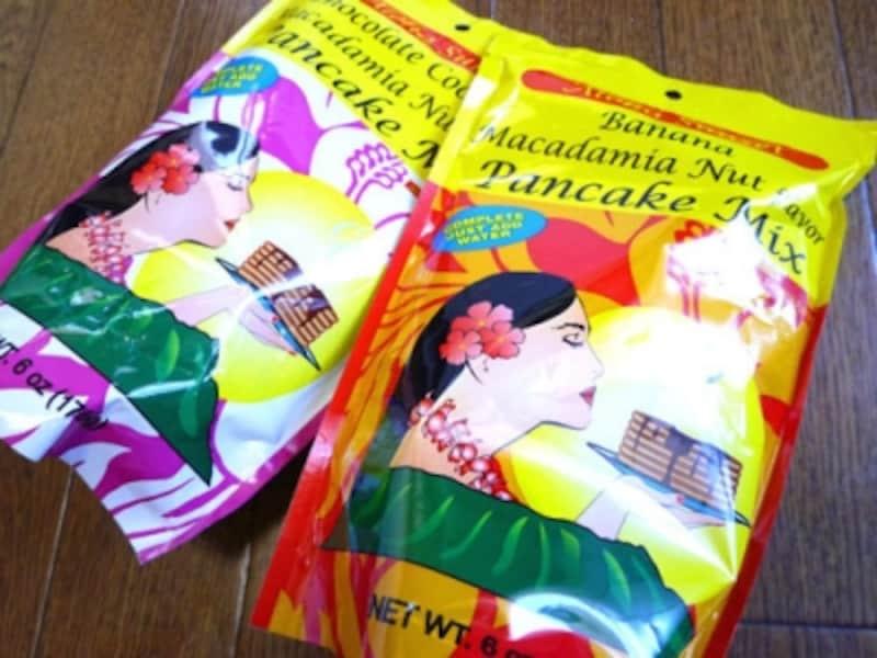 アロハサンセットパンケーキミックス