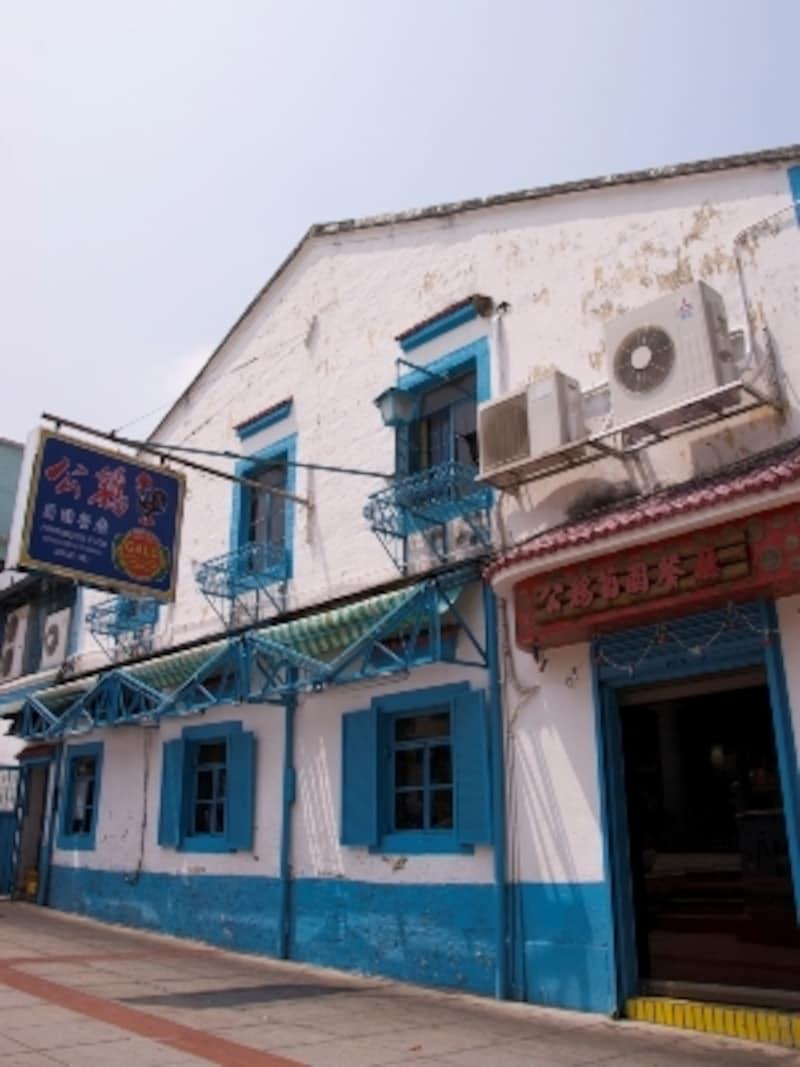 1987年オープンで日本人にも人気の高いポルトガル料理店「ガロ」